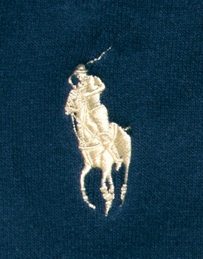 Image 3 ofPolo Ralph Lauren 2-Pack Large Polo Player Socks