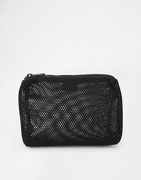 ASOS Mesh Make Up Bag