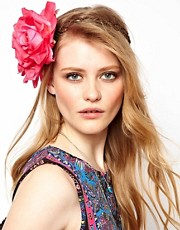 Rock &#39;n&#39; Rose Arabella Oversized Floral Head Band