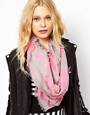 River Island Graffiti Snood