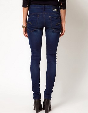 Image 2 ofG-Star Arc 3d Super Skinny Jeans
