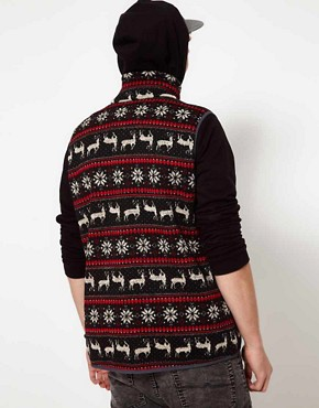 Image 2 ofSprayway Reindeer Gilet - EXCLUSIVE