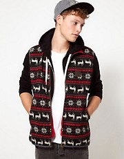 Sprayway Reindeer Gilet - EXCLUSIVE