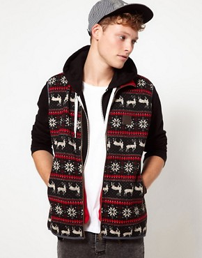 Image 1 ofSprayway Reindeer Gilet - EXCLUSIVE