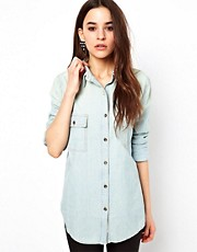 Rag &amp; Bone Trail Denim Shirt