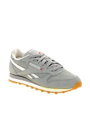 Reebok Classic Vintage Grey Trainers