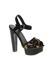 Carvela Jem Cross Strap Sandals