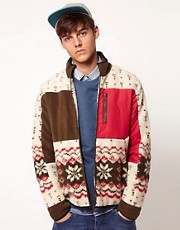 Chaqueta de forro polar de ASOS
