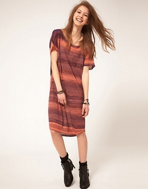 Image 4 ofZadig and Voltaire Knitted Dress in Space Dye
