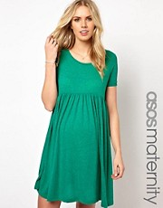ASOS Maternity Plain Smock Dress