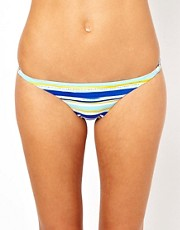 Sunseeker Samui Stripe Hipster Bikini Bottom