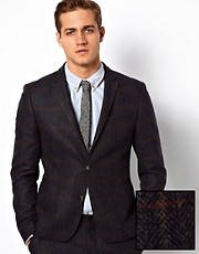 ASOS Slim Fit Suit Jacket in Italian Fabric