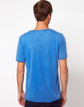 Image 2 ofSelected T-Shirt with Pocket