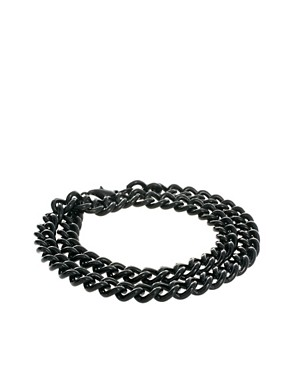 Image 1 ofASOS Heavy Chain Bracelet