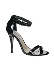 Steve Madden Realove Strap Heeled Sandals