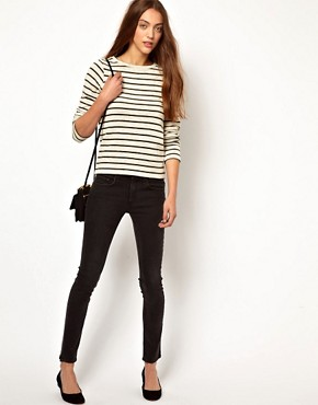 Image 4 ofWhistles Edie Stripe Top