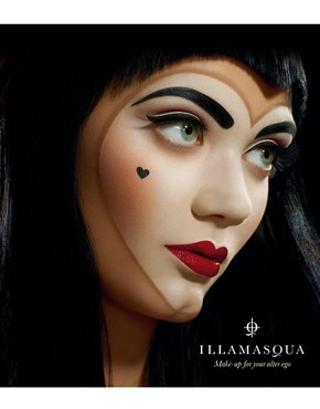 Image 3 ofIllamasqua Throb Collection Intense Lip Gloss Red Succubus