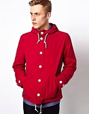 WESC Jacket Fares Hooded Parka