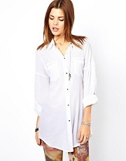 Diesel Tie Waist Shirt