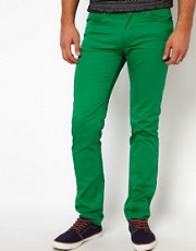 Levis Line 8 511 Slim Pine Green