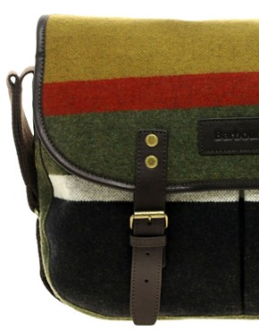 Image 2 of Barbour Tarras Messenger Bag