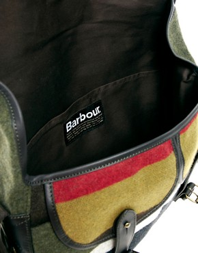 Image 4 of Barbour Tarras Messenger Bag
