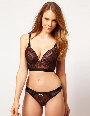 Image 4 ofGossard Ooh La La Longline Bra