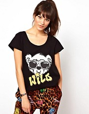 Joyrich Wild Bear T-Shirt