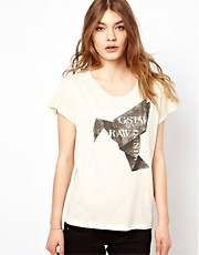 G-Star Graphic print T-Shirt