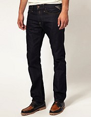 Replay Jeans Waitom Straight Rinse Wash