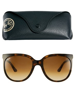Image 2 ofRay-Ban Light Havana Cats 1000 Sunglasses