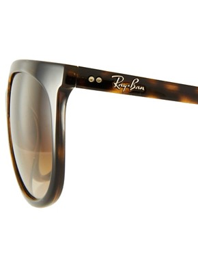 Image 4 ofRay-Ban Light Havana Cats 1000 Sunglasses