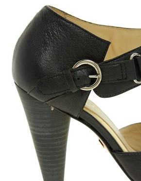 Image 2 ofBe&amp;D Leather Essex Heeled Sandal