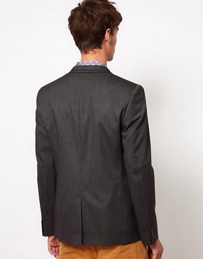Image 2 ofTed Baker Herringbone Blazer