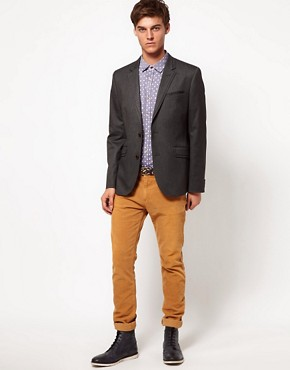 Image 4 ofTed Baker Herringbone Blazer
