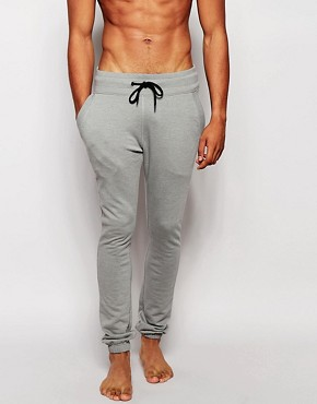 ASOS Loungewear Super Skinny Jogger With Deep Waistband