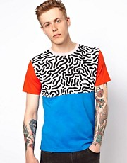 Lazy Oaf - Wormz - T-shirt