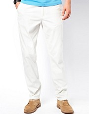 Fred Perry Chinos in Fine Canvas