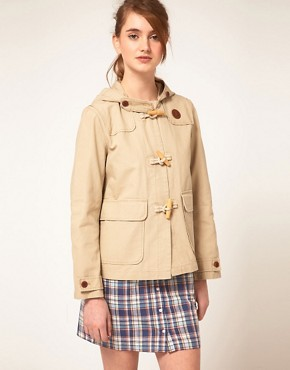 Image 1 ofFred Perry Duffle Coat