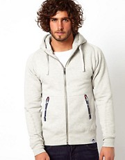 G-Star Marc Newson Hooded Sweatshirt Zipthrough