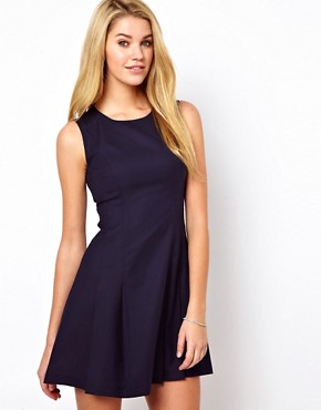 Image 1 ofOasis Fit &amp; Flare Dress