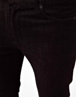 Image 3 ofASOS Super Skinny Jeans In Black