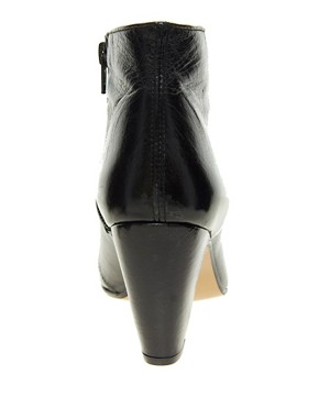Image 4 ofASOS ANDES Leather Ankle Boots