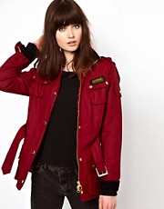Barbour Coloured International Jacket
