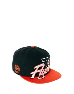 Image 1 of47 Brand Snapback Cap Philidelphia Flyers