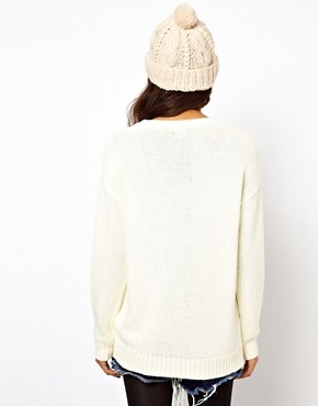 Image 2 ofASOS Penguin Jumper