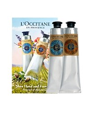 L&#39;Occitane Shea Butter Hand &amp; Foot Duo