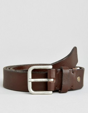 Selected Homme Belt Leather