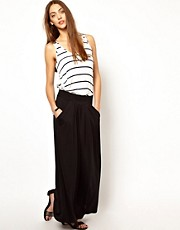 Whistles Rosa Jersey Maxi Skirt
