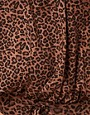 Image 3 ofASOS Leopard Pouch Over Swimsuit